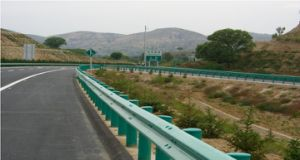 Beam Shape Wave Highway Crash Barrier Manufacturer pictures & photos