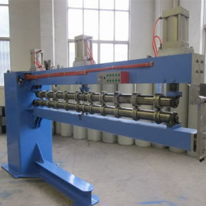 Non-Pressurized Solar Water Heater Tank Grooving Machine pictures & photos