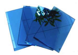 5.5mm Dark Blue Reflective Glass pictures & photos