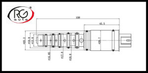Auto Aircon Control Valve for Toyota Denso 6seu16c Compressor pictures & photos