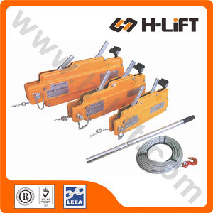 Steel Body Wire Rope Hand Pulling Hoist pictures & photos