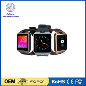 Bluetooth Smart Wrist Watch Mobile Phone for Android