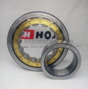 Motorcycle Parts Cylindrical Roller Bearing Nu202 N203 for Reduction Gears pictures & photos