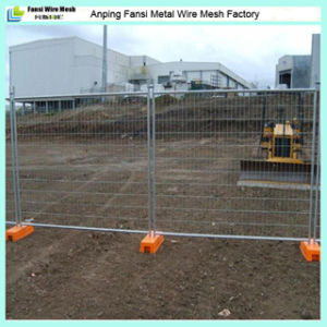 CE Certified Easily Assembly Steel Temporary Fencing Panels pictures & photos