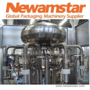 Barreled Filling Line Newamstar Product
