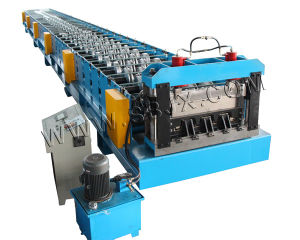 Metal Deck Roll Forming Machine Yx114-250-750 pictures & photos