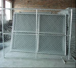 6foot*12foot American Temporary Chain Link Fence/Chain Link Temporary Fence pictures & photos