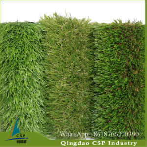 Golden Manufacturer Synthetic Grass Turf, Landscaping Artificial Grass for Garden pictures & photos