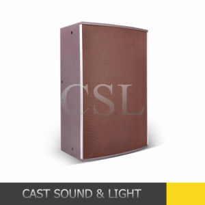 "Ws-15 15"" 2-Way 500W Bassreflex PA Speaker for Home Theater pictures & photos"