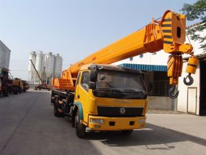 6 Ton Small Hydraulic Truck Crane pictures & photos
