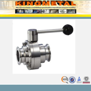 Manufacturer Stainless Steel Sanitary Ball Valves pictures & photos