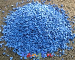 Friendly EPDM Granule (KE07 Sky blue) pictures & photos