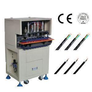 High Speed Wire Stripping Machine / Cable Making Equipment pictures & photos