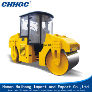 Mini Double Road Roller pictures & photos