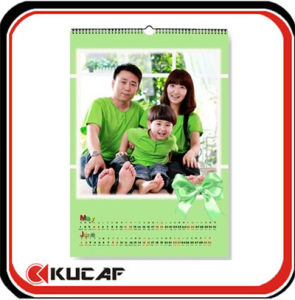 Full Color Printing Wall Calendars pictures & photos