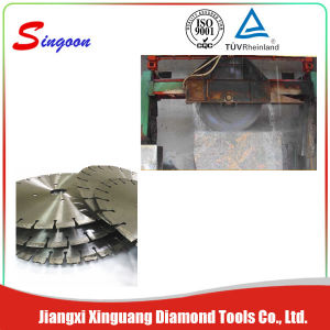 Circular Granite Stone Saw Blade for Wet Cutting Purpose pictures & photos
