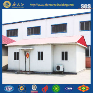 Steel Structure Prefabricated House for Customized (ss-16128) pictures & photos