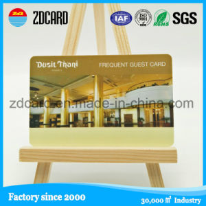 Contactless PVC IC Card for Hotel Room/Parking pictures & photos
