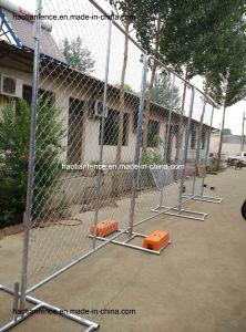 American Temp Chain Link Fencing Panels pictures & photos
