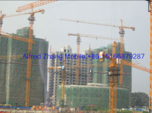 3~25 Ton Load Tower Crane From Hongda Group pictures & photos