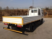 Platform Truck with Turbo-Charging & Inter-Cooling Engine pictures & photos