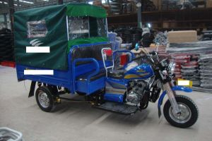 Motor Vehicles Tricycle Cargo Bike pictures & photos