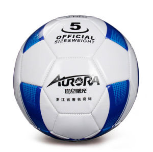 All Size Machine Stitched TPU/PU/PVC Soccer Ball/Football