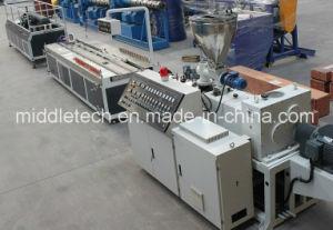 Wood Plastic/WPC Profile Extrusion Line pictures & photos