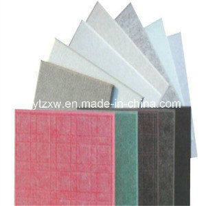 Grade B Soundproof Polyester Acoustic Panel