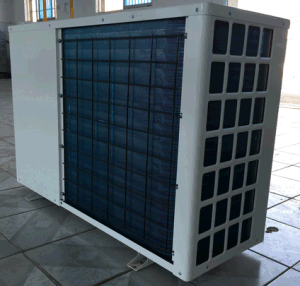 Home Use Air Source Heat Pumps for Hot Water pictures & photos
