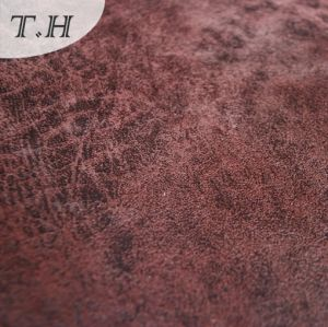 2015 Wholesale Suede Sofa Fabric pictures & photos