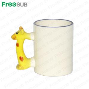 Freesub 11oz Coated Animal Ceramic Mug for Sublimation (MKB10) pictures & photos