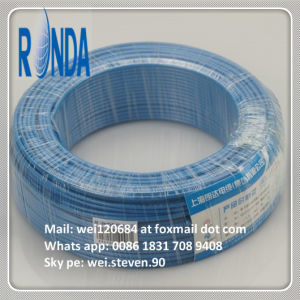 Flexible PVC Insulated 1.5 2 4 6 10 Electric Wire pictures & photos