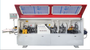 Automatic Edge Banding Machine with up Slotting pictures & photos