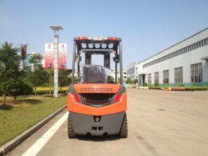 3.0ton Diesel Forklift with Isuzu C240 pictures & photos