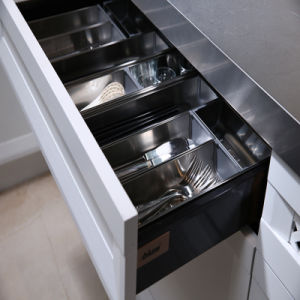 Welbom Australia Project Hot Sell Kitchen Pantry Cupboards Solid Wood  Kitchen Cabinet