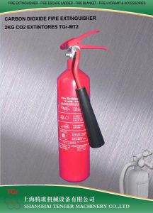 En3 2kg CO2 Fire Extinguisher-Alloy Steel Cylinder, 34CrMo4 pictures & photos