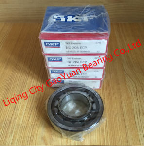 Original Packing SKF Cylindrical Roller Bearing NU206ECP pictures & photos