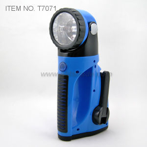 Dynamo LED Rechargeable Lantern with DC Adapter (T7071) pictures & photos