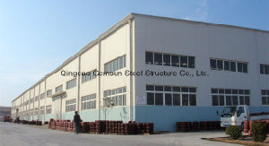 Prefab Large Span Steel Structure for Warehouse SL-0088 pictures & photos