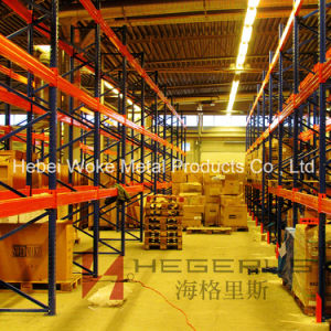 Heavy Duty Warehouse Pallet Rack System with Good Quality pictures & photos