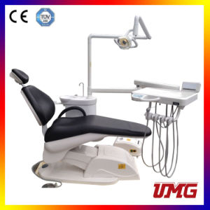 Electric Portable Dental Chair with Foot Controller pictures & photos
