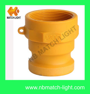 Nylon Quick Coupling, Orange Hose Coupling, Camlock Coupling Type-a pictures & photos