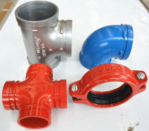FM UL Approvals Grooved Plumbing Fittings and Grooved Elbow for Building Projects pictures & photos