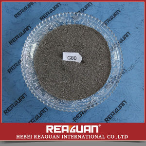 Abrasive Good Hardness Carbon Steel Grit G80 for Sand Blasting