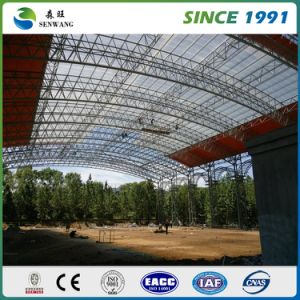 Steel Structure Warehouse Workshop Building in Oman Manufacture pictures & photos