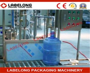 Semi-Automatic 3&5gallon Water Filling Machines with Ce ISO pictures & photos