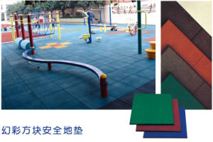 Safety Flooring Mat and Anti-Slip Rubber Mat pictures & photos
