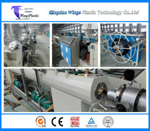 HDPE Pipe Production Line / Plastic Pipe Extruder on Sale pictures & photos