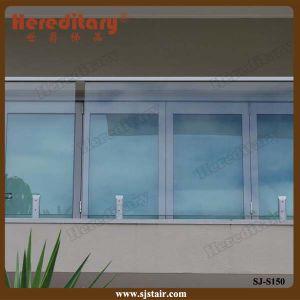 Frameless Glass Railing for Balcony / Glass Spigot (SJ-S150) pictures & photos